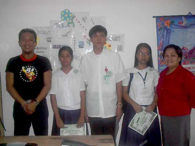 DULANG PAMPELIKULA CATEGORY FILIPINO DIVISION SYNOPSIS: SEKYU